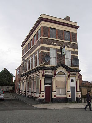 Sentimental Journey (Ringo Starr album) - The Empress pub, as pictured on the album cover.