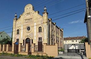 Gherla Synagogue Synagogue in Gherla, Romania