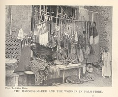 The Harness-Maker and the Worker in Palm-Fibre. (1918) - TIMEA.jpg
