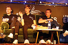 The Hives v roce 2007