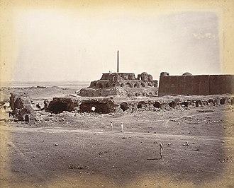 Delhi Sultanate - Image: The Lat of Ferozeh Shah Delhi