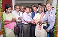 The Minister of State for Labour and Employment (Independent Charge), Shri Bandaru Dattatreya inaugurating the Occupational Health Training Research and Development Center, in Faridabad, Haryana.jpg