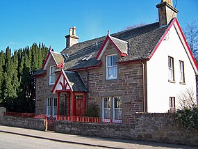 The Old School House, Balloch - geograph.org.uk - 1747639.jpg