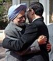 The Prime Minister, Dr. Manmohan Singh meeting the South Korean President, Mr. Lee Myung-bak, in Seoul on March 25, 2012 (2).jpg
