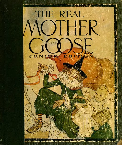 File:The Real Mother Goose.djvu