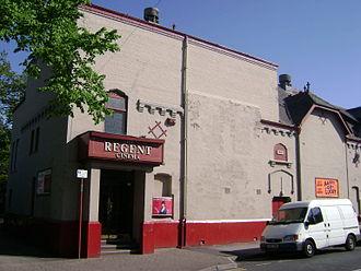 Marple, Greater Manchester - Regent Cinema, Marple