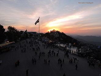 The Ridge, Shimla - The Ridge, Shimla, Himachal Pradesh, India