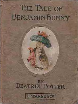 The Tale of Benjamin Bunny - Image: The Tale of Benjamin Bunny cover