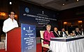 The Union Minister for Civil Aviation, Shri Ajit Singh addressing the 49th Conference of the Directors General of Civil Aviation, Asia and Pacific Regions, in New Delhi on October 08, 2012.jpg