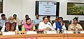 The Union Minister for Health & Family Welfare, Shri J.P. Nadda addressing at the signing ceremony of the MoU between Ministry of Health and Family Welfare with Indira Gandhi National Open University (IGNOU), in New Delhi.JPG