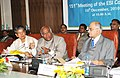 The Union Minister for Labour and Employment, Shri Mallikarjun Kharge chairing the 151st Meeting of the Employees' State Insurance Corporation, in New Delhi on December 10, 2010.jpg