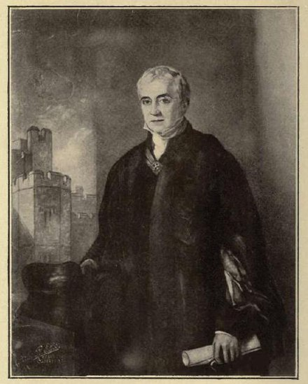Archdeacon Charles Thorp, founder and first Warden of Durham The Venerable Charles Thorp.jpg