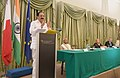 The Vice President, Shri M. Venkaiah Naidu addressing the India-Malta Business Forum Meeting, at the Malta Chamber of Commerce, in Valletta, Malta.JPG