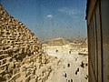 The View of Great Pyramid from Solar Boat Museum 從太陽舟博物館看大金字塔 - panoramio.jpg