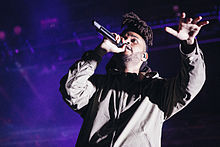 The Weeknd at Bumbershoot 2015 (21367628469).jpg