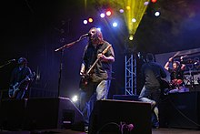 The band Seether on stage.JPG