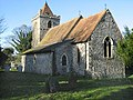 The church of St Augustine, East Langdon - geograph.org.uk - 625165.jpg