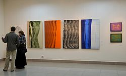 The exhibition 10 years Artel of Belarusian Artists 21.01.2015 04.JPG