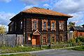 The house on Karl Marx st., 17 in Verkhoturie.JPG