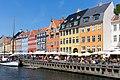 The northern central section of Nyhavn, Perspective 1, København.jpg
