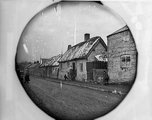 The oldest house in Rhuthun