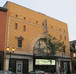 Corona Theatre cinema and theatre in Montreal, Quebec, Canada