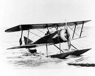 Thomas-Morse S-4 - A U.S. Navy S-5