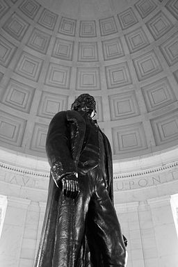 Thomas-jefferson-memorial-sculpture-dome