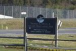 Thomas A Dixon, Jr. Aircraft Observation Area sign.jpg