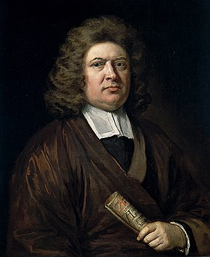 Thomas Gale - Thomas Gale in 1689