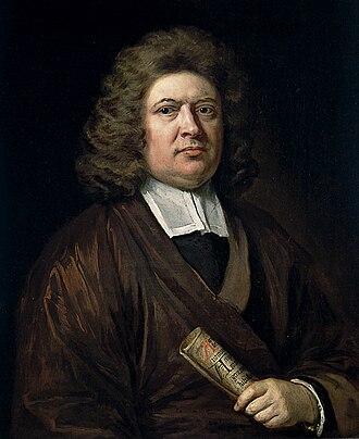 Thomas Gale - Thomas Gale in 1689