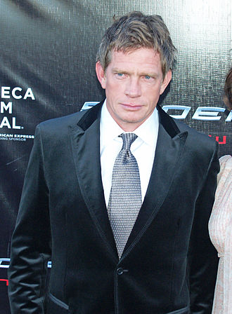 Thomas Haden Church - Church at the Spider-Man 3 (2007) premiere in New York City