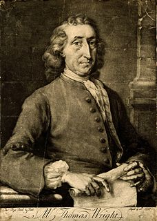 Thomas Wright (astronomer) astronomer