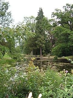 Thorp Perrow Arboretum Arboretum in North Yorkshire, England