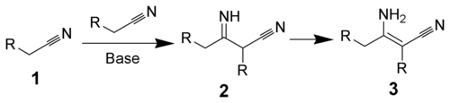 The Thorpe reaction
