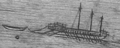 Three-masted Aceh ship in Malacca 1568.png