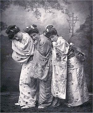 Jessie Bond - Grey, Braham and Bond in The Mikado