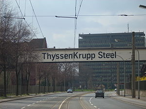 Another Stainless Spinoff – ThyssenKrupp's Turn