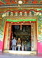 Tibet-6061 - Tomb of the Tenth Panchen Lama (2691652113).jpg