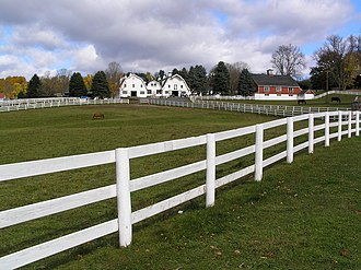 Southeast, New York - Tilly Foster Farm