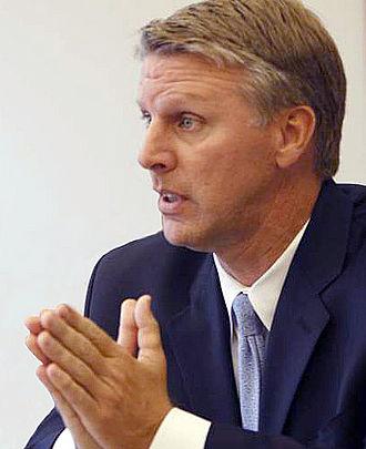 Massachusetts gubernatorial election, 2010 - Image: Timothy Cahill
