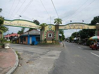 General Tinio, Nueva Ecija - Welcome Arch