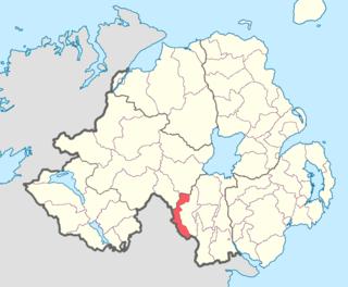 Tiranny Place in Northern Ireland, United Kingdom