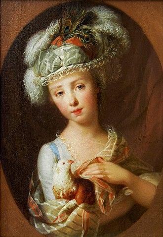 Frederick Hervey, 4th Earl of Bristol - Lady Louisa Hervey