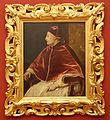 Tizian Portrait Papst Sixtus IV ca. 1545-46 Uffizien Florenz-01.jpg