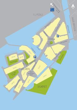 kart over tjuvholmen Tjuvholmen – Wikipedia kart over tjuvholmen