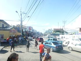 Chaguanas Main Road