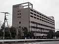 Tobus Fukagawa Dept Shinonome Bldg from west 2012.jpg