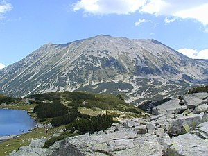 The Todorka Peak