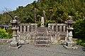 Tomb of Shimazu Yoshihisa in Tokujian-ato.jpg